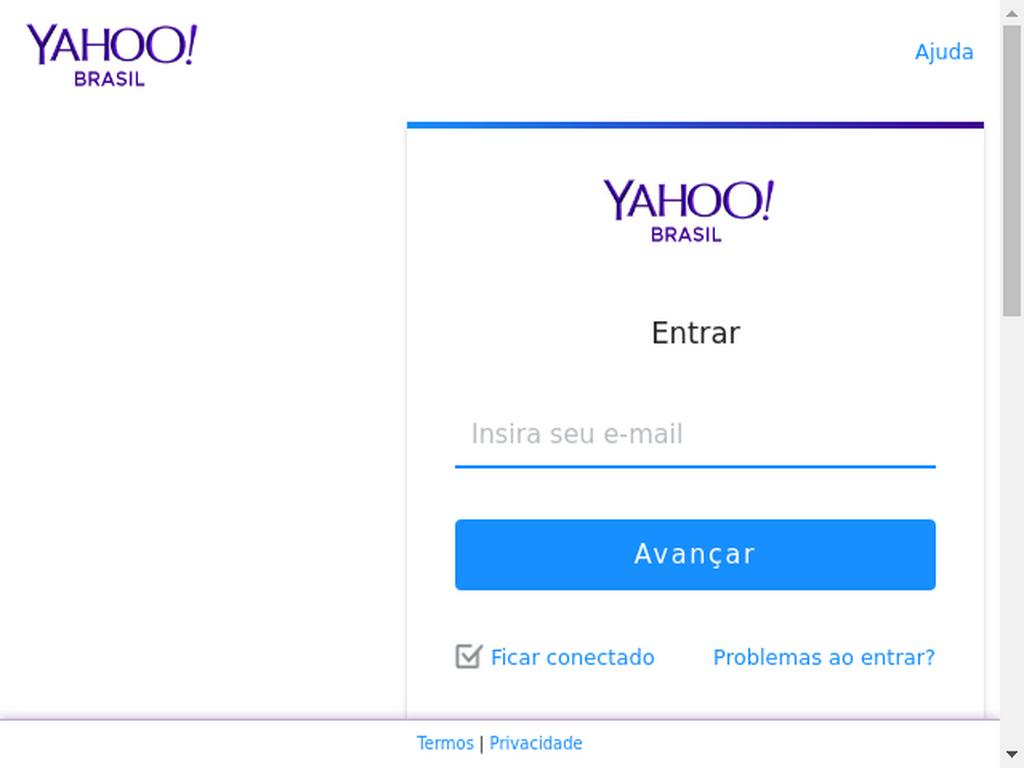 Br login www yahoo com mail Yahoo ist